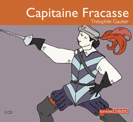 Capitaine Fracasse-livre audio