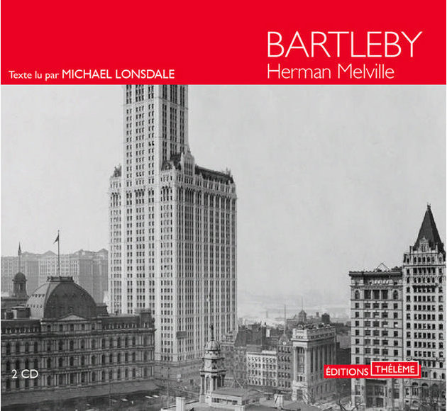 bartleby the hero in herman melville's Bartleby, the protagonist of herman melville's story bartleby the scrivener, is an  anti-hero this long short story of melville's is an example of the.