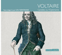 Candide ou l'optimisme-livre audio