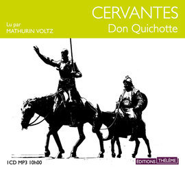 Don Quichotte -livre audio