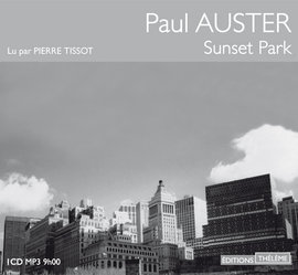 Sunset park-livre audio
