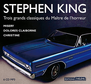 vends livres audio stephen king Livres-cd-audio-mp3-coffrets-stephen-king