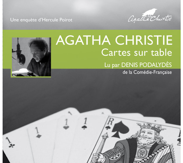 Livre-audio - Cartes sur table