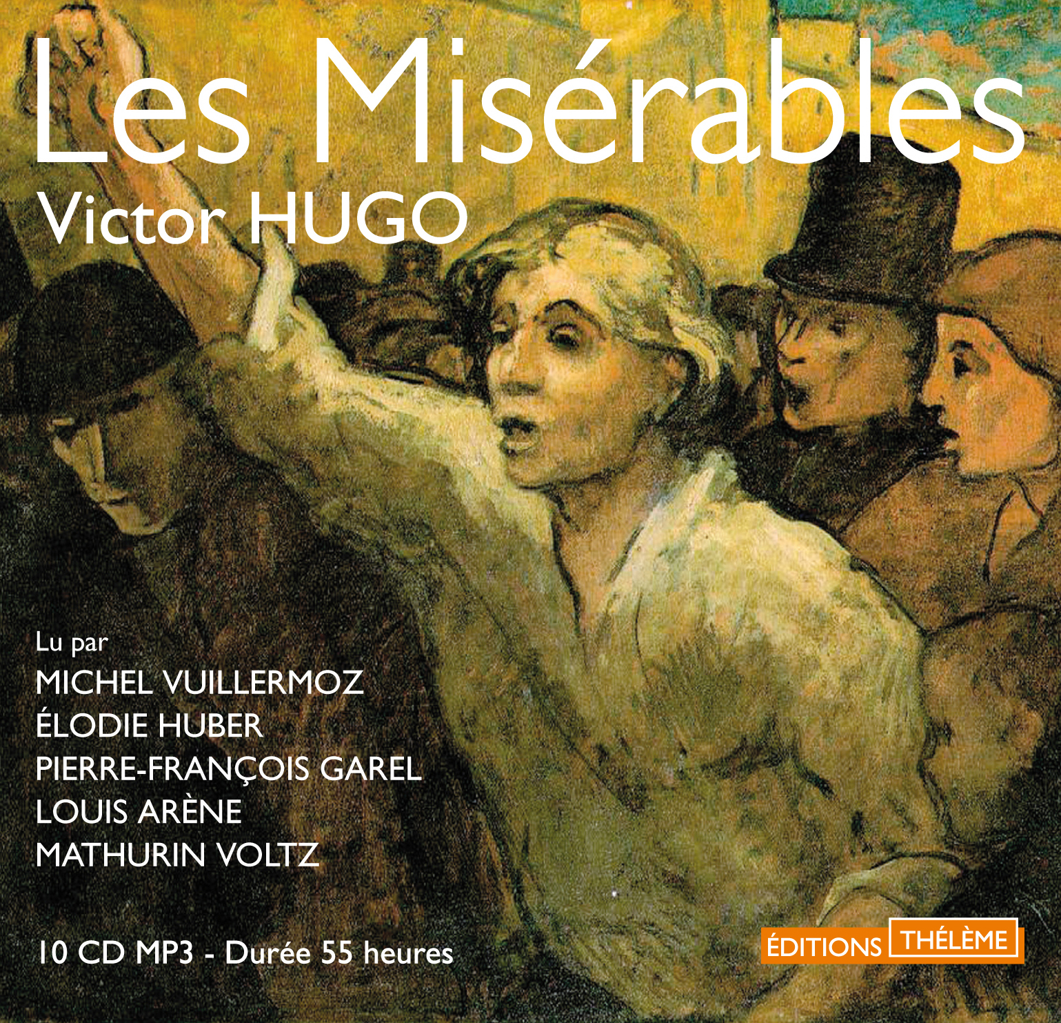 Coffret les mis&eacute;rables