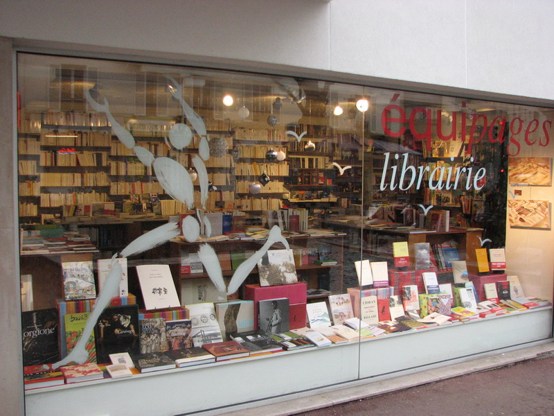 Librairie &Eacute;quipages