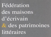 maisons d'ecrivains