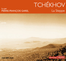 Livre audio - La Steppe