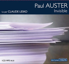 Livre audio - Invisible