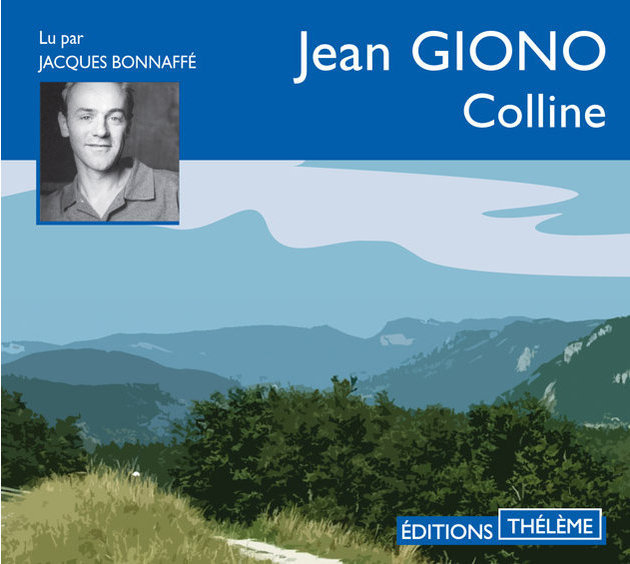 Livre-audio - Colline