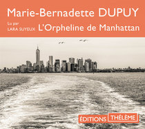 Livre audio - L'orpheline de Manhattan