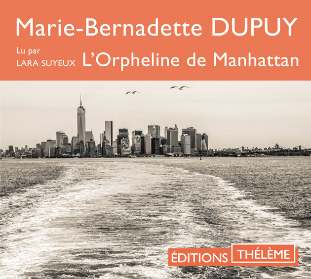 Livre-audio - L'orpheline de Manhattan
